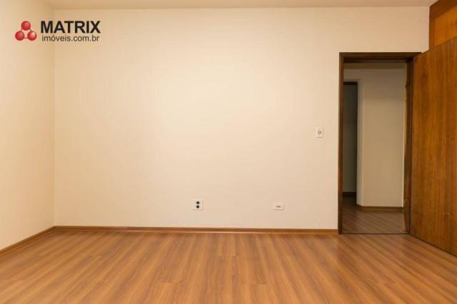 Apartamento com 4 dormitórios para alugar, 159 m² por R$ 2.950,00/mês - Água Verde - Curit - Foto 8