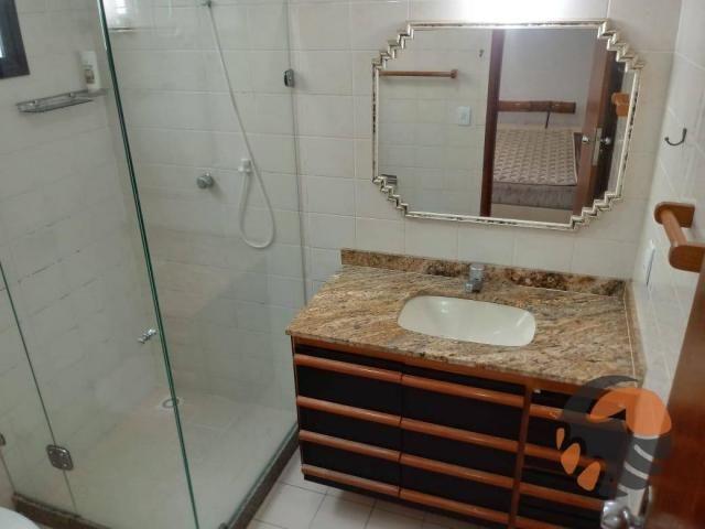 Apartamento com 3 quartos para alugar anual, 170 m² - Centro - Guarapari/ES - Foto 8