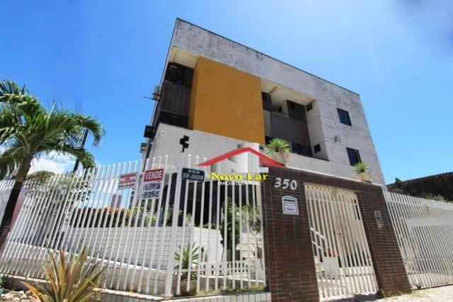 Apartamento com 1 dormitório à venda, 37 m² por R$ 160.000,00 - Praia de Iracema - Fortale