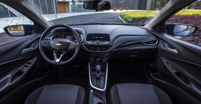 Ônix Turbo Automático - Potência de 1.6 com Mais Economia - Bônus de Fábrica - 0 km - Foto 5