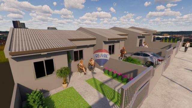 Casa com 2 dormitórios à venda, 50 m² por R$ 128.000,00 - Aparecida - Alvorada/RS - Foto 4