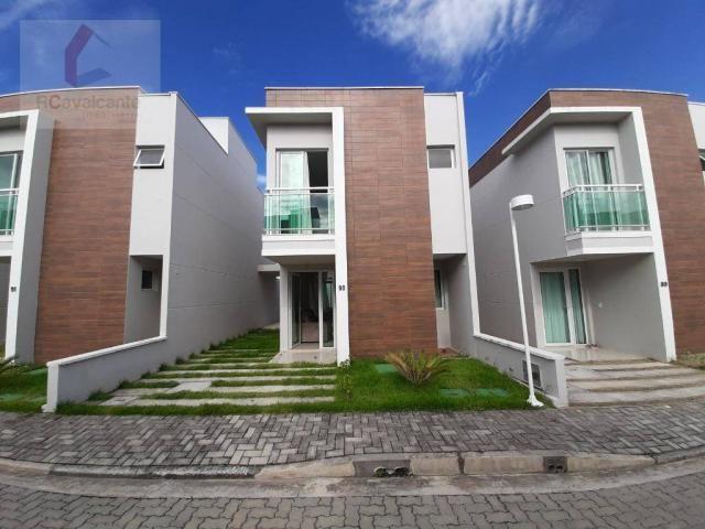 casa em condominio Eusebio 3 quartos - Foto 12
