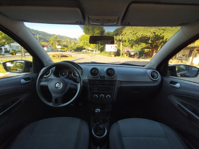 Volkswagen Novo Gol Power 1.6 2013 - Foto 8
