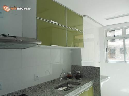 Apartamento à venda com 3 dormitórios em Conjunto califórnia, Belo horizonte cod:577949 - Foto 15