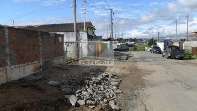 Terreno para Venda em São José dos Pinhais, JD. SUÍÇA, 1 dormitório - Foto 4