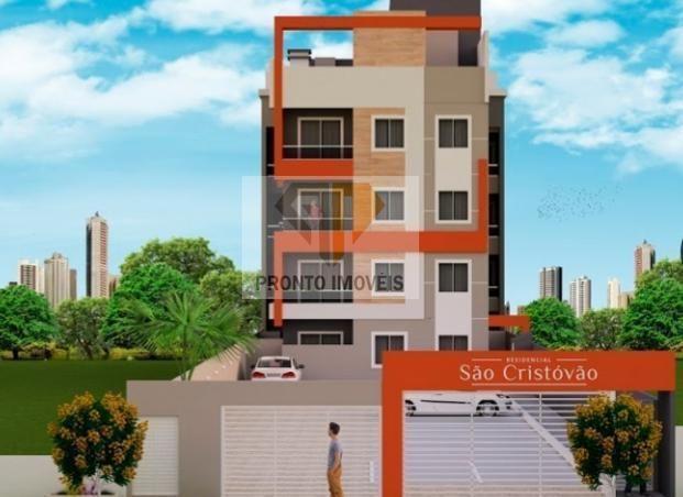 Apartamento para Venda em São José dos Pinhais, SÃO CRISTOVÃO, 3 dormitórios, 1 banheiro,