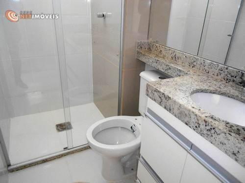 Apartamento à venda com 3 dormitórios em Conjunto califórnia, Belo horizonte cod:577949 - Foto 12
