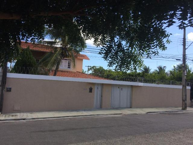 Casa residencial à venda, Edson Queiroz, Fortaleza - CA0116.