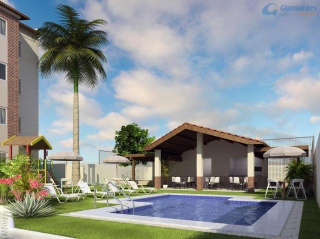 Apartamento residencial à venda, Montese, Fortaleza - AP2634. - Foto 20
