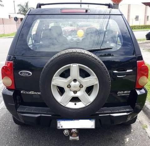 Ecosport xlt 2.0, gasolina, câmbio automático, completo, air bag, abs - Foto 6