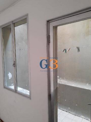 Apartamento com 1 dormitório para alugar, 40 m² por r$ 750/mês - centro - pelotas/rs - Foto 10