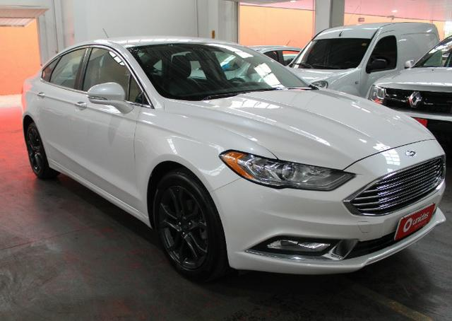 Ford Fusion 2.0 Ecoboost