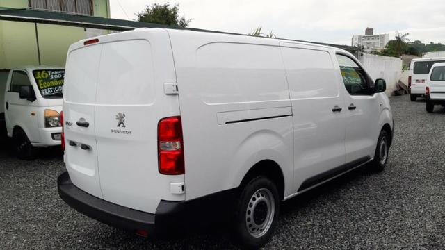 Furgão Diesel 0km, completo, Peugeot Expert 1.6 Turbo Diesel, Financia 100% - Foto 8