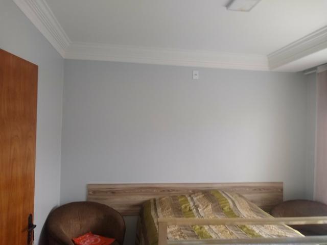 Casa em caldas 4 dormitórios,toda na laje, área de churrasco,bem localizada - Foto 13