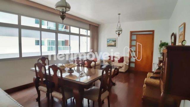 Apartamento à venda com 4 dormitórios em Lourdes, Belo horizonte cod:783173