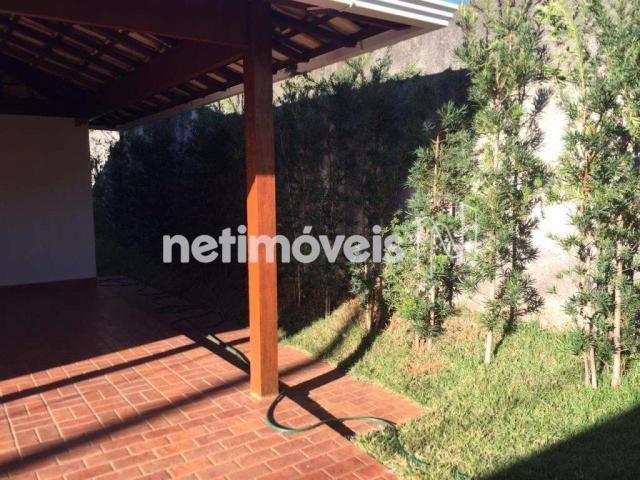 Casa de condomínio à venda com 3 dormitórios em Francisco pereira, Lagoa santa cod:759734 - Foto 18