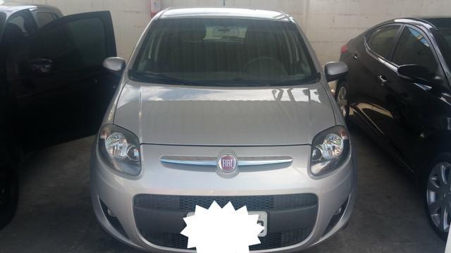 Fiat palio 1.0 attractive kit itália 2013/2013 único dono