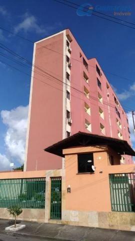 Apartamento residencial à venda, Rodolfo Teófilo, Fortaleza.
