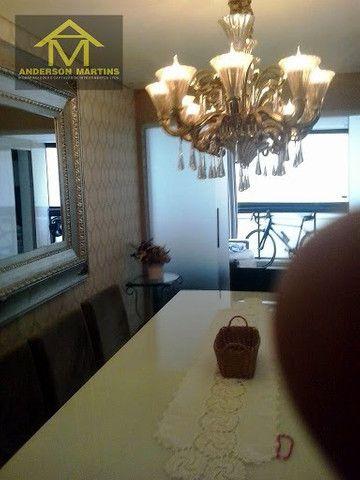 Código: 8575 D Apartamento 3 quartos na orla da Praia da costa Ed. Jackeline Jantorno - Foto 3