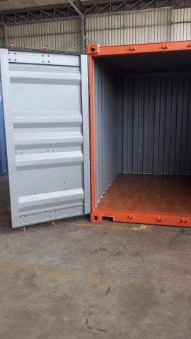 Container Marítimo semi novo - Foto 6