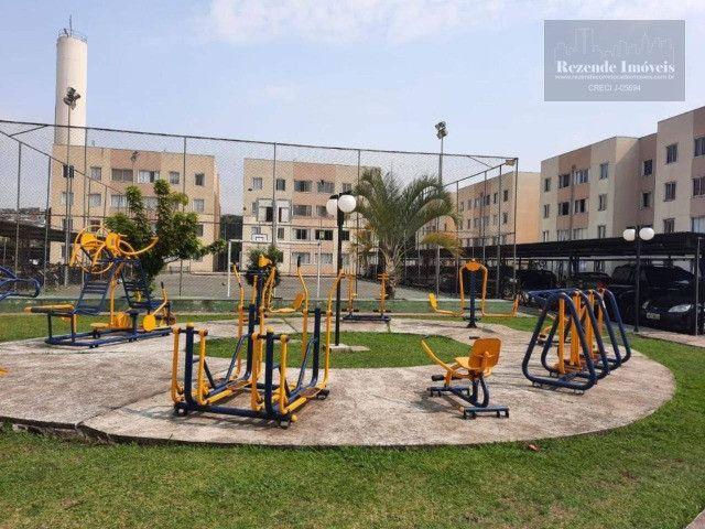 F-AP1895 Apartamento com 3 dormitórios à venda, 45 m²- Fazendinha - Curitiba/PR - Foto 15