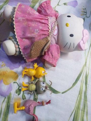 Lote de Brinquedos fofos