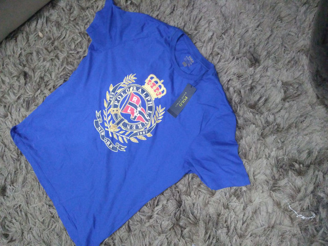 Camiseta Ralph Lauren - Foto 3