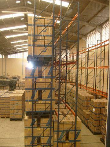 Porta pallet stock - Foto 2