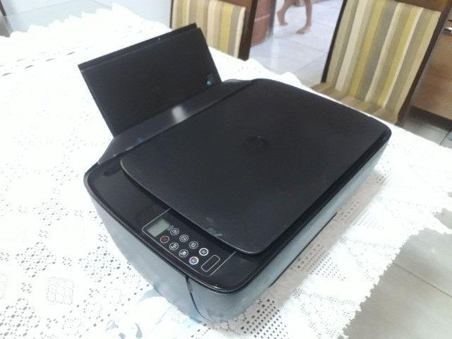 Impressora Multifuncional HP Ink Tank Wireless 416 com wifi 110V/220V preta