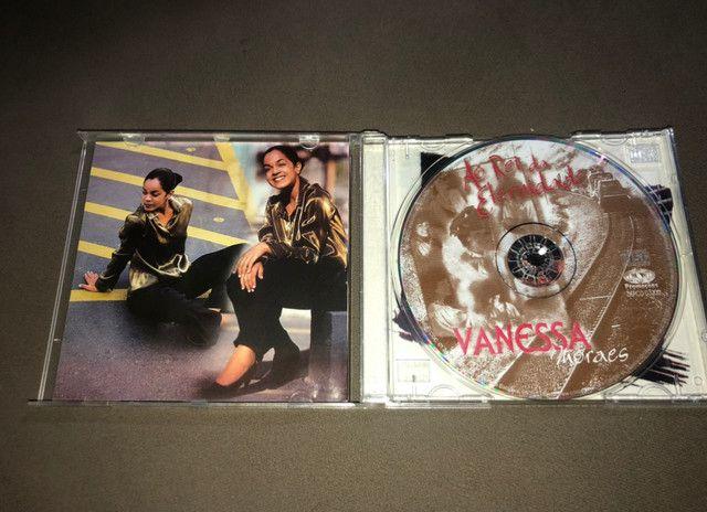 CD Vanessa Moraes - Ao Rei da Eternidade - Foto 3