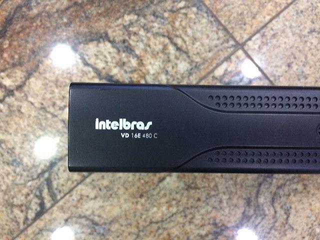 Dvr Intelbras 16E 480C (Usado)