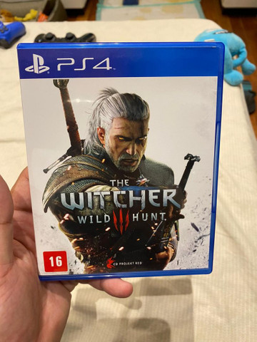 The Witcher PS4  - Foto 2