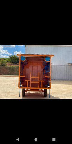 Container refeitório com dois banheiros  - Foto 5