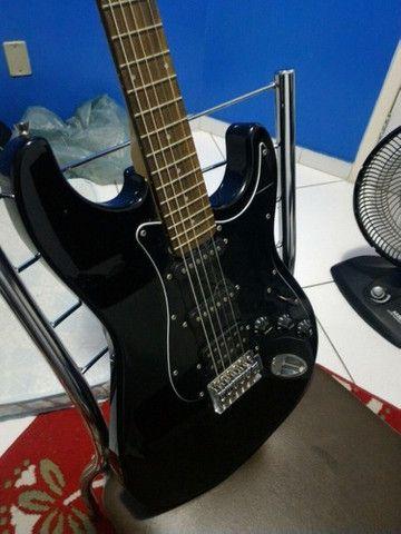 Vendo - Guitarra Giannini + Caixa Meteoro ADR 20w