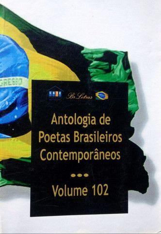 Antologia de poetas brasileiros contemporâneos volume 102