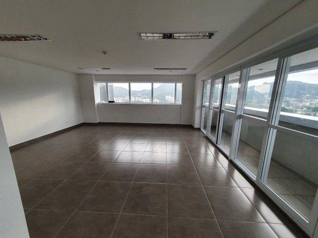 Escritório para venda possui 53 metros quadrados em Vila Belmiro - Santos - SP