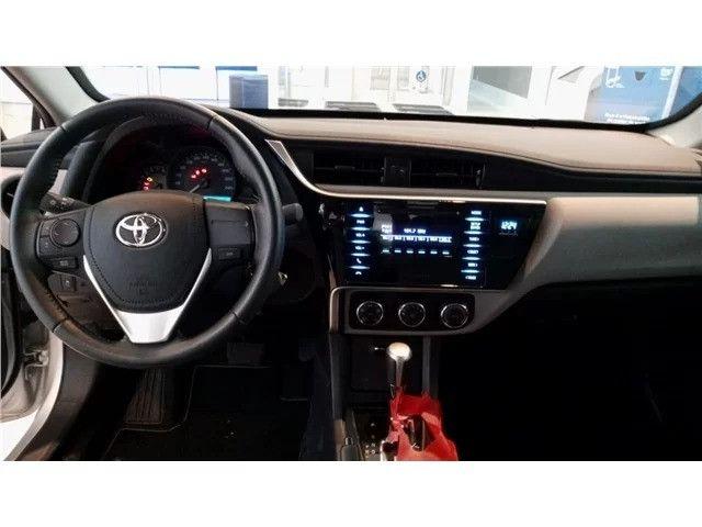 Corolla GLI 1.8 automático 2019 com 22.000 km - Temos garantia de 12 meses** - Foto 4
