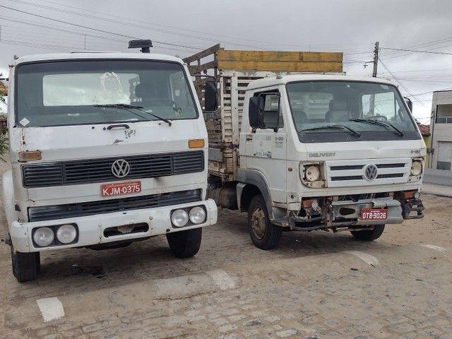 Caminhão 8_150 delivery 2007 30.000 - Foto 4