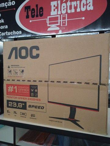 Monitor AOC Gamer (novo)  - Foto 2