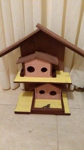 Comedouro passarinho - Foto 2