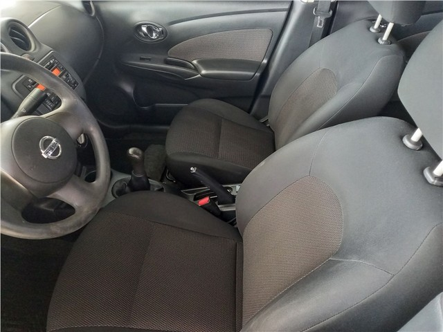 Nissan Versa 2014 1.6 sv 16v flex 4p manual - Foto 10