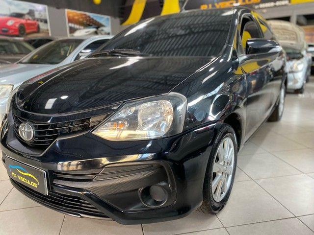 Toyota Etios Sedan X Plus 1.5 Completo 2020 - Foto 3