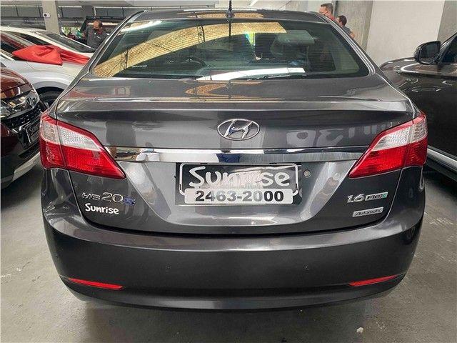 Hyundai Hb20s 2014 Premium Top! - Foto 11
