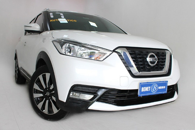 Nissan Kicks SL 1.6 16v Flex Xtronic