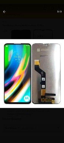 Tela tooth display LCD Motorola moto E7 Plus  xt2081