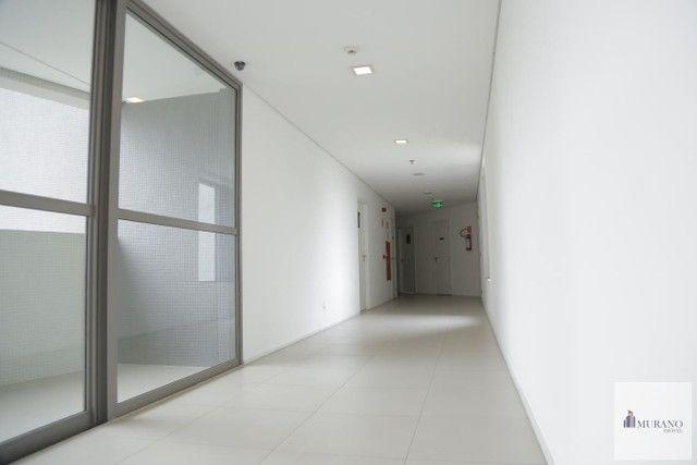 Sala/Conjunto para venda com 42 metros quadrados em Valongo - Santos - SP - Foto 4