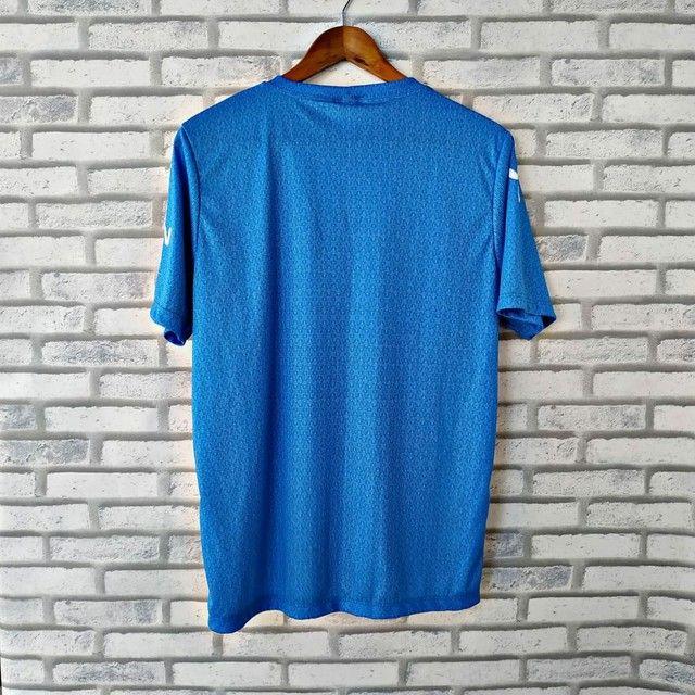 Camisa de time DRY-FIT de boa qualidade do P ao GG - Foto 6