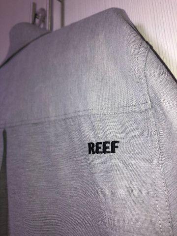 Camisa Cinza Reef - Foto 6