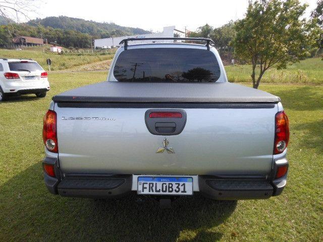 L200 triton outdorr 3.2 aut. diesel 4x4 prata - Foto 3