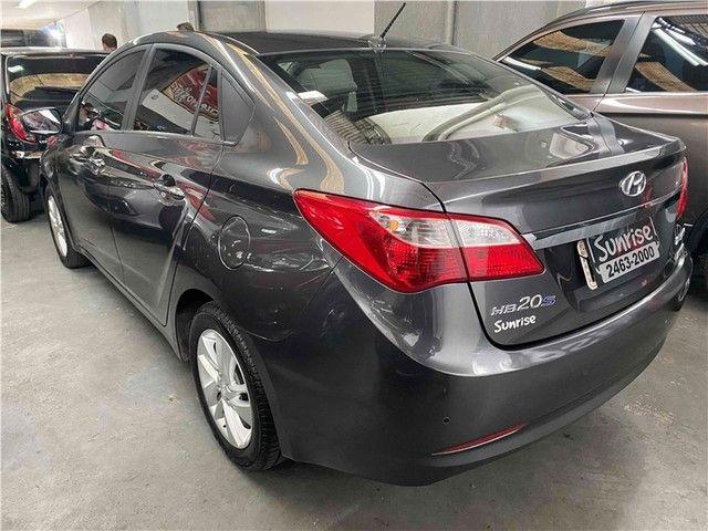Hyundai Hb20s 2014 Premium Top! - Foto 5
